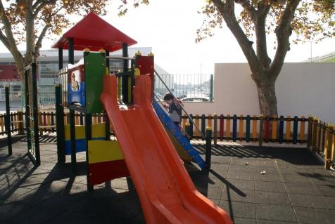 Parque Infantil do Cevadeiro - Vila Franca de Xira